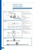 Friction door holder and friction casement stay - BJ Waller Limited - Page 6