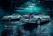 The CLS-Class. - Mercedes-Benz Ireland
