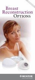 Breast Reconstruction Options - Mentor
