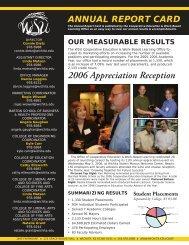 2006 Appreciation Reception - Witchita State University
