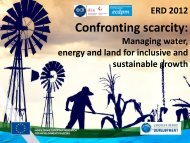 View - European Report on Development