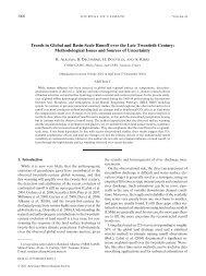 PDF (7525 KB) - AMS Journals Online - American Meteorological ...