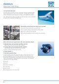 PFERD Tools for Use on Aluminium - Page 4