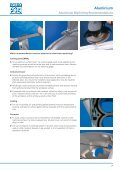 PFERD Tools for Use on Aluminium - Page 7