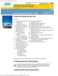 Manuales electrónicos Watson-Marlow Bredel