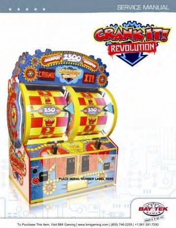 CRANK IT REVOLUTION 4-11-12.pub - BMI Gaming
