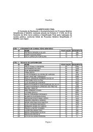 Planilha1 Página 1 - Prefeitura de Santa Cruz do Sul