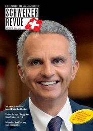 Noch - Schweizer Revue