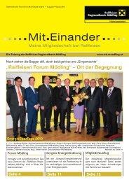 Download aktuelle Mitgliederzeitung - RRB Mödling