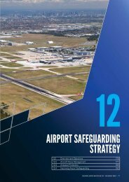 Section 12 - Airport Safeguarding Strategy - Melbourne Airport
