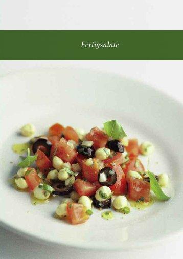 Fertigsalate - frigemo