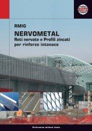 RMIG SpA - Rete Porta-Intonaco - Edilio