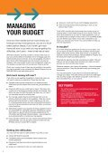 Making a budget work for you booklet - Roehampton - Page 4