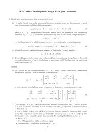 solutions for part 1
