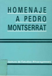 Varios (2,9 Mb) - Publicaciones del Prof. Pedro Montserrat Recoder