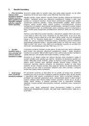 3. Sociální transfery
