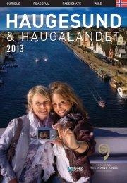 Klikk her for å laste ned Reiseguiden 2013 - Visit Haugesund