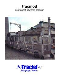 TRACMOD® Powered Platform