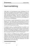 Analyserar 2005:16 - Försäkringskassan - Page 5