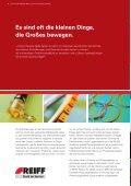 FASZINATION TECHNISCHE PRODUKTE - REIFF Gruppe - Page 2