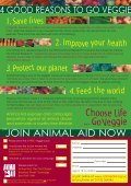 Go Veggie A5 Leaflet v5 - Animal Aid - Page 2