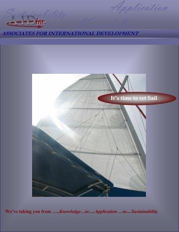 Download Company CV - Associates for International Development