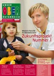 Unser Oberösterreich - Ausgabe Nr. 4/2013