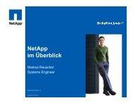 NetApp - VMware Communities