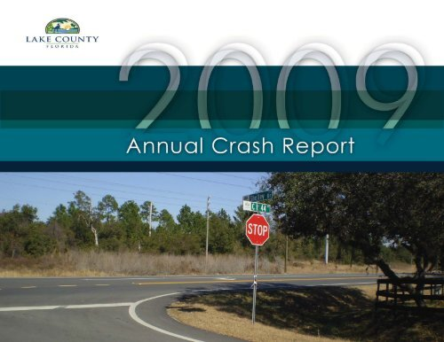 2009 Lake County Crash Data Report