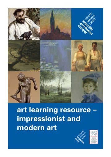art learning resource – impressionist and modern art - National ...