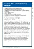 art learning resource – impressionist and modern art - National ... - Page 7