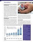 Arrivés trop tôt : rapport des efforts mondiaux portant - Page 4