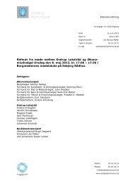 miudvalget tirsdag den 8. maj 2012, kl. 17.00 – 17.50 i ... - Endrup