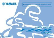FZ6RZ(C) - Yamaha