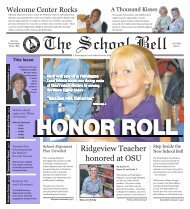 Ridgeview Teacher honored at OSU - Pickerington Local School ...