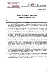 Encuesta de Población Activa - Aragon Digital