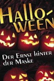 Halloween der Ernst hinter der Maske DE 21760 TR.indd