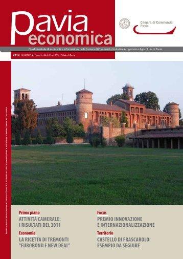 economica - Camera di Commercio Pavia - Camere di Commercio