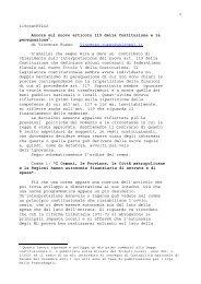 1 119costRTL02 Ancora sul nuovo articolo 119 della ... - Dipecodir.it