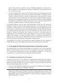 Comment faut-il distribuer les quotas échangeables de gaz à effet ... - Page 5