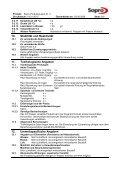 Sicherheitsdatenblatt - Jonastone GmbH & Co. KG - Page 6