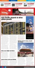 Asia Pacific airports to drive global growth - Travel Daily Media