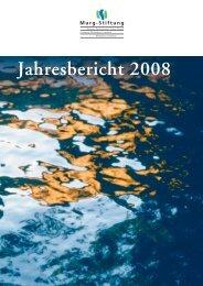 Jahresbericht Murg-Stiftung 2008