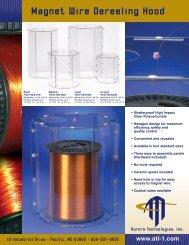 Magnet Wire Dereeling Hood (367kb) - EIS