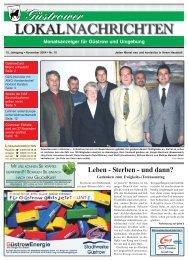 Ausgabe 10.2004 - Berliner Lokalnachrichten