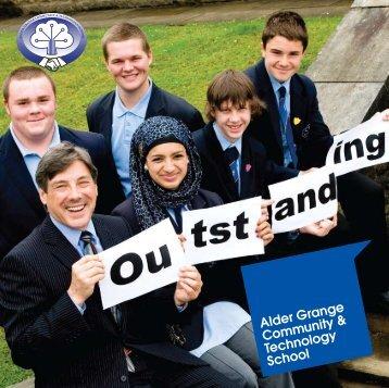 whole child - Alder Grange Community & Technology School
