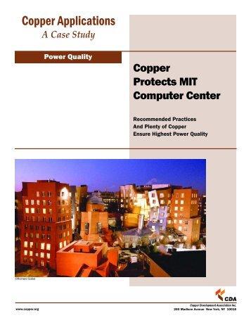 MIT - A6111.qxp - Copper Development Association