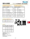 US14 & US22 - Ferraz Shawmut Fuses - Page 2