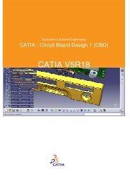 CATIA - Circuit Board Design 1 (CBD)