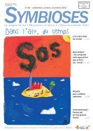Télécharger le Symbioses entier (PDF 1,88 Mo)